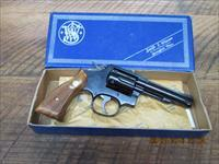 SMITH & WESSON MODEL 13-1 (MFG. 1977) 357 MAGNUM UNFIRED IN ORIGINAL BOX.ALL 99% ORIG.CONDITION.