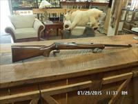 WINCHESTER MODEL 52 B HEAVY BARREL TARGET RIFLE MADE 1939 ALL 98% OVER ALL.