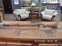 SPRINGFIELD ARMORY M1 GARAND (CUSTOM DAN MCCOY MATCH GRADE 270 WIN.) NEW AND UNFIRED CONDITION.