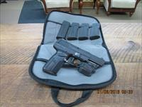 "FN HERSTAL FIVE-SEVEN ""EARLY MODEL"" PISTOL 5.7  X 28MM CAL.,VIRIDIAN X5L LASER/LIGHT COMBO WITH5 FACTORY MAGS AND CASE. 99%"
