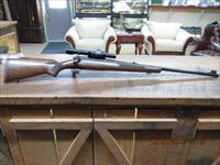 "MODEL 70 ""ALASKAN 375 H&H MAG.BOLT RIFLE (MFG. 1960) SCOPED AMD ALL IN 98% PLUS CONDITION."