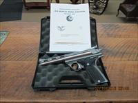 HIGH STANDARD MODEL 180 AUTO MAG 44 AMP.CALIBER. LIKE NEW CONDITION W/PAPERWORK!