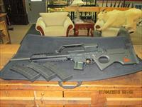 HECKLER & KOCH MODEL SL8-6 TACTICAL BATTLE RIFLE .223 REM.NEW AND UNFIRED,4-MAGS,NO BOX.