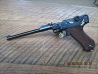 LUGER 1918 ARTILLERY 9MM LUGER PISTOL,ALL MATCHING,EVEN MAGAZINE & GRIPS.99% PLUS CONDITION.