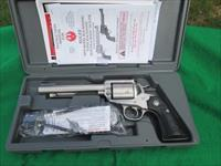 RUGER 454 CASULL BISLEY SUPER BLACKHAWK LIMITED EDITION