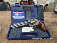 COLT ANACONDA HALL OF FAME NASCAR SPECIAL EDITION 44 MAGNUM 100 % NEW IN BOX.