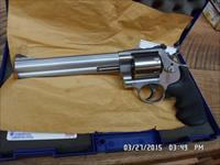 SMITH & WESSON 657-5 41 MAGNUM STAINLESS HUNTER ,AS NEW IN BOX.