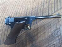 HIGH STANDARD MODEL A SEMI AUTO .22LR ALL ORIGINAL