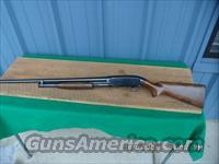 "WINCHESTER 1961 MODEL 12 PUMP ACTION 12 GA. SHOTGUN 30""BARREL FULL CHOKE 98% OVERALL."