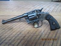 COLT 1909 ARMY SPECIAL 41 L.C. CALIBER, ALL ORIGINAL GUN AND SOLID SHOOTER.