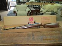 RUGER 1973 SEMI-AUTO 44 MAG.CARBINE LIKE NEW IN BOX.99%
