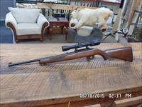 RUGER DELUXE SPORTER 10/22 SEMI-AUTO CARBINE ,BROWNING 2X7X32 SCOPE ALL 99.5% ORIGINAL CONDITION.