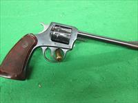 "H&R MODEL 922 6"" 9 SHOT REVOLVER .22 CAL"
