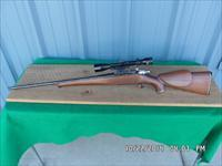 U.S.SPRINGFIELD CUSTOM 30-06 SPRG SPORTER RIFLE WITH MOUNTED TASCO WATERPROOF 3-9X40 SCOPE ALL IN 97% CONDITION.