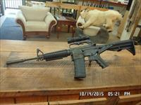 COLT PRE-BAN SP1( MFG. 1981) 5.56MM NATO AR-15 CARBINE VINTAGE COLT 3X20 SCOPE AND OPTIONS.99% PLUS