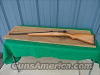 MAUSER GEW 98 SHUL 1916 8MM MAUSER SPORTERISED RIFLE SHOOTER