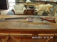 MARLIN MODEL 1893 (MFG 1903, 112 YEARS OLD) 38-55 WIN.CAL. ALL ORIGINAL RIFLE WITH 1 BOX AMMO.