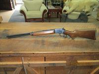 MARLIN (RARE 1971-1973 ONLY) MODEL 39-D LEVER ACTION TAKEDOWN CARBINE.22 S.L. & L.R. ALL99% ORIGINAL CONDITION,NO BOX.