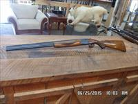 "WINCHESTER RED LETTER MODEL 101 20GA. 3"" OVER / UNDER SHOTGUN MADE IN 1966, 97% PLUS OVERALL."