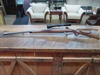 J.P.SAUER & SOHN GERMAN CUSTOM 375 H&H SPORTER RIFLE (MFG. 1968) MINT CONDITION.
