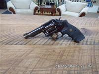 SMITH & WESSON MODEL 10-6 6 SHOT REVOLVER 38 S&W SPECIAL CALIBER 92% PLUS