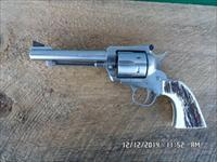 RUGER 1996 OR 2006 NEW MODEL BLACKHAWK 45COLT STAINLESS REVOLVER 98% PLUS ORIGINAL WITH PROFFESSIONAL JOB.