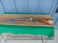 AUSTRIAN COMBINATION GUN 16GA X 8MM CAL. FULLY ENGRAVED,TIGHT AND READY TO HUNT!