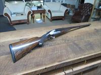 CHARLES BOSWELL 450-400 3 1/4 NITRO EXPRESS DOUBLE RIFLE