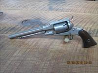 REMINGTON / BEAL'S 1858 NAVY 36 CAL. PERCUSSION REVOLVER (MFG. 1861)