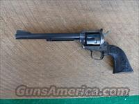 COLT NEW FRONTIER BUNTLINE 22 L.R. 6 SHOT REVOLVER 97% PLUS  NO BOX OR PAPERS.