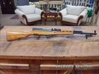 CHINESE SKS 7.62X39 CAL,UNISSUED MILITARY RIFLE IN AS NEW CONDITION.