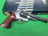 SMITH & WESSON MODEL 57 -1 IN 41 MAGNUM