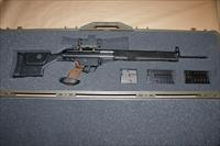 HK SR9T, 7.62 (308 Win) precision rifle, PSG-1 Stock & Trigger, Super Clean, 1993 Model