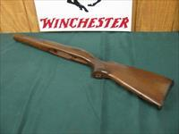 5109  Winchester model 70 pre 64 FEATHERWEIGHT stock NOS 99%