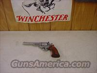 4433 Smith Wesson model 66 357mag 6inch 100% customshopengraved
