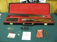 6230 Winchester 101 Lightweight 20 gauge 27 inch barrels 2 3/4& 3inch chambers, 5 winchester extended chokes sk ic m 2 full,wrench,pouch,hang tag booklet, quail pheasants engraved coin silver receiver, pistol grip,Winchester butt pad, all o