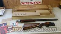 4551 Winchester 101 Field 12 ga 28 inch barrels, m/f--NEW IN BOX US ARMY EUROPE PROVOST FIREARMS