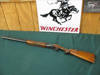 6101 Winchester 101 field 20 gauge 26 inch barrels skeet/skeet 98% condition, ejectors vent rib Winchester butt plate all original, pistol grip nice figured walnut. opens and closes tite, bores bright and shiny. 2/34 & 3 inch chambers