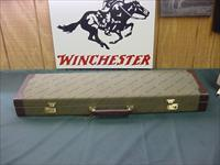 4995  Winchester model 23 or 101 MINT CASE 28 inch bls OK