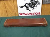 5884 Winchester 21 or other sxs Leather case