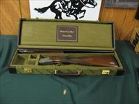 6544 Winchester 101 Quail Special 410 gauge, 26 inch barrels,mod/full, keys, STRAIGHT GRIP, Winchester butt pad, all original, Winchester Quail Special case, vent rib ejectors,quail/dogs engraved coin silver receiver, AA+Fancy Walnut. 99% c