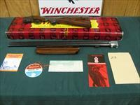 5946 Winchester 101 Field 20ga 28bls m/f NIB NEVER ASSEMLED NEVER SHOT NONE FINER ALL PAPERS HANG TAG ETC.