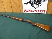 6297 Winchester 101 Field 20 gauge 26 inch barrels ic/mod 2 3/4 & 3 inch chambers, all original, Winchester butt plate, 97% condition, bores brite and shiny , opens and closes tite.