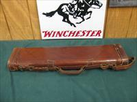 5930 Winchester? leg of mutton leather case 28 inch barrels ok