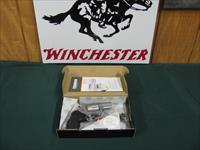 6019  Taurus 85 FX SGT 38 special +P New in box stainless steel