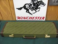 6875 Winchester QUAIL SPECIAL 101 20 gauge 26 inch barrels, 2sk 2ic 2m f wrench,bird dog/quail engraved coin silver receiver,Winchester pad, all original 99% condition.AAA+fancy walnut.only 500 made, this is #189. Winchester cased.ejectors,