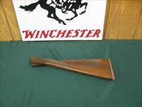 6927 Winchester model 23 Golden Quail stock 12 gauge, Winchester Pad... NOS AA+Fancy walnut, 100% new.