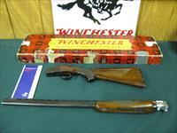 6171 Winchester 101 410 gauge 28 inch barrels skeet/skeet, Correct Winchester box and pamplet, 97%, all original bores brite and shiny, opens and closes tite, seldom used. very hard to find in this excellent condition.
