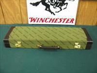 6085 Winchester 101 Quail Special case, with key, as new at 99%, will take any gauge and 26 inch barrels, only 500 mfg 1984-87