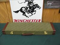 6806 Winchester 23 Pigeon XTR LIGHTWEIGHT 20 gauge, 26 inch barrels 2 3/4& 3 inch chamber, ic/mod, bird dogs/quail engraved coin silver receiver, vent rib, single select trigger, ejectors, beavertail Winchester butt pad,STRAIGHT GRIP, all o